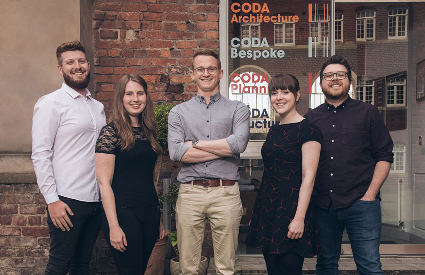 Further expansion for CODA Bespoke with three new faces joining team