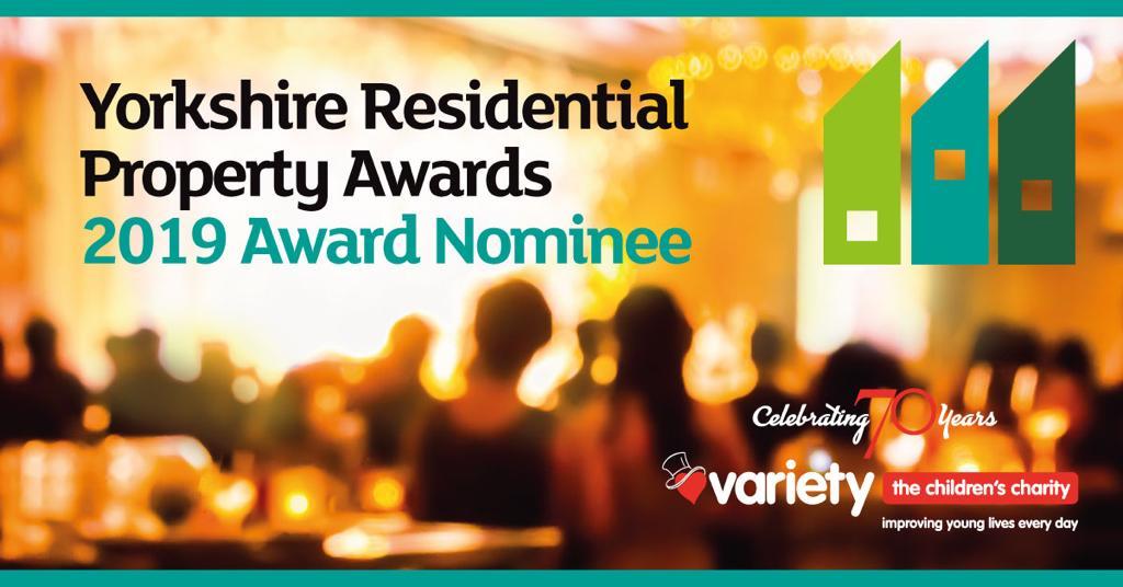 CODA Bespoke Variety Yorkshire Residential Property Awards