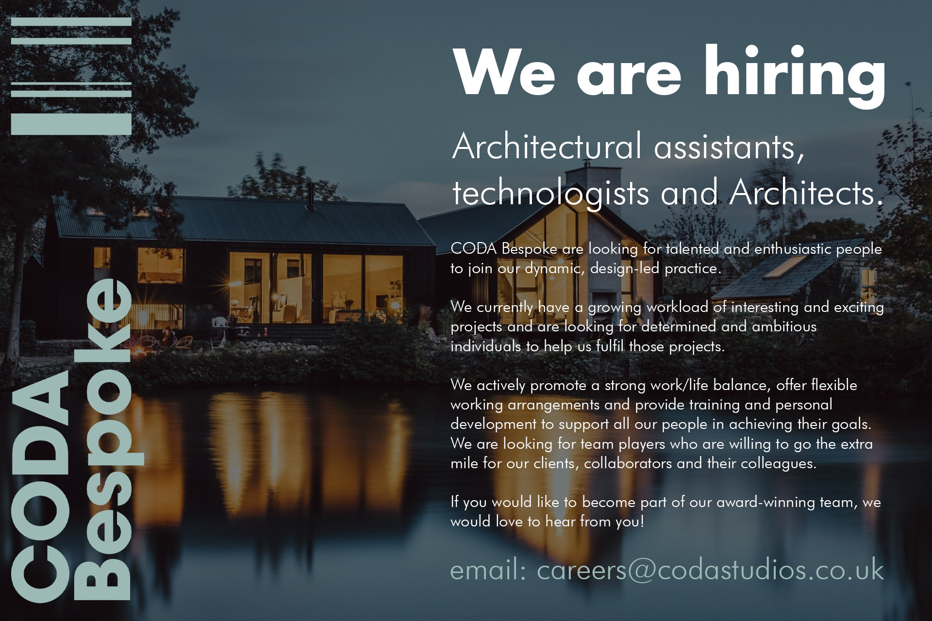 CODA-Bespoke-Architectural-assistants,-technologists-and-Architects-job-vacancy